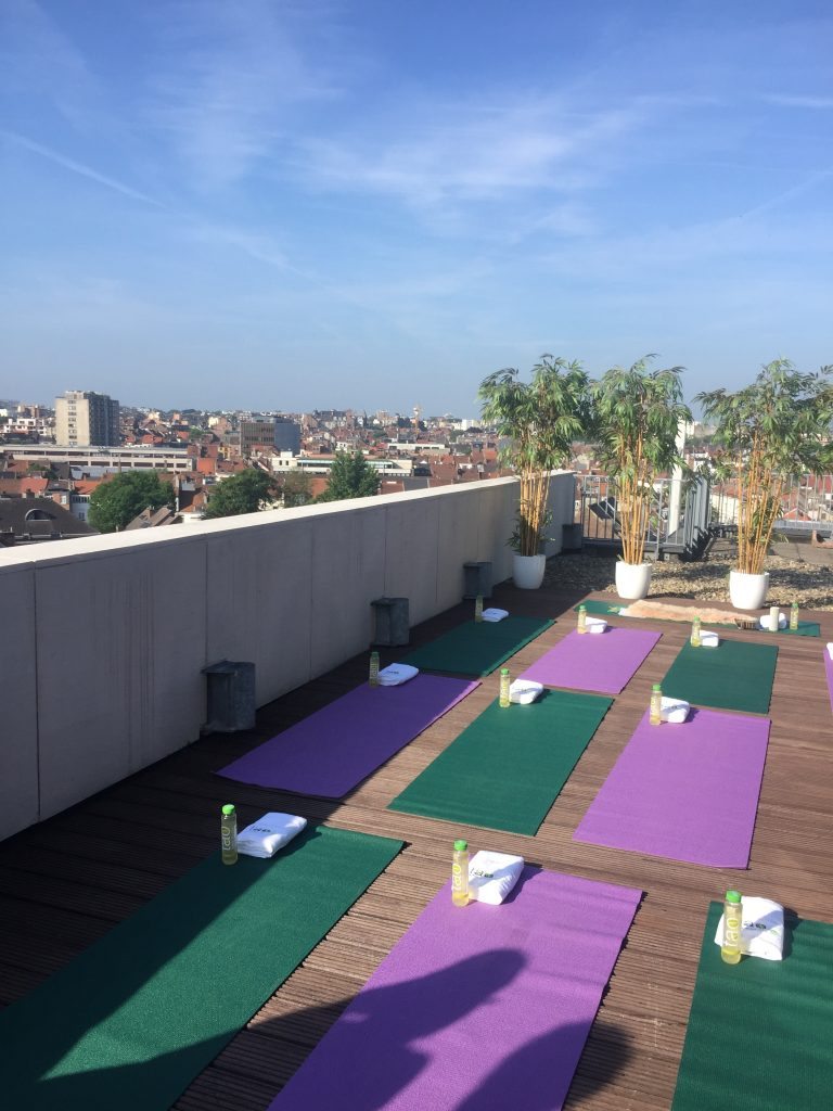 Brussels Yoga Day